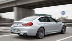 BMW M6 Gran Coupé, nuove foto - Immagine: 41