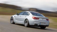 BMW M6 Gran Coupé, nuove foto - Immagine: 40