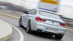BMW M6 Gran Coupé, nuove foto - Immagine: 39