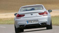 BMW M6 Gran Coupé, nuove foto - Immagine: 36