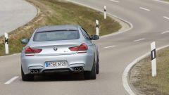 BMW M6 Gran Coupé, nuove foto - Immagine: 34