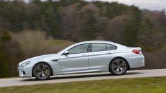 BMW M6 Gran Coupé, nuove foto - Immagine: 10