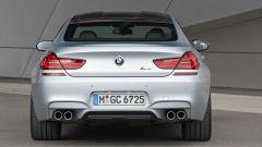 BMW M6 Gran Coupé, nuove foto - Immagine: 7