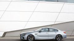 BMW M6 Gran Coupé, nuove foto - Immagine: 12