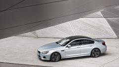 BMW M6 Gran Coupé, nuove foto - Immagine: 13