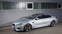 BMW M6 Gran Coupé, nuove foto - Immagine: 20