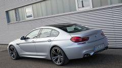 BMW M6 Gran Coupé, nuove foto - Immagine: 18
