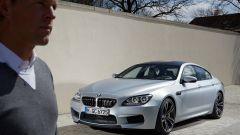 BMW M6 Gran Coupé, nuove foto - Immagine: 14