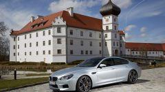 BMW M6 Gran Coupé, nuove foto - Immagine: 43