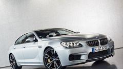 BMW M6 Gran Coupé, nuove foto - Immagine: 44