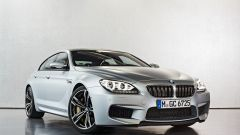 BMW M6 Gran Coupé, nuove foto - Immagine: 9