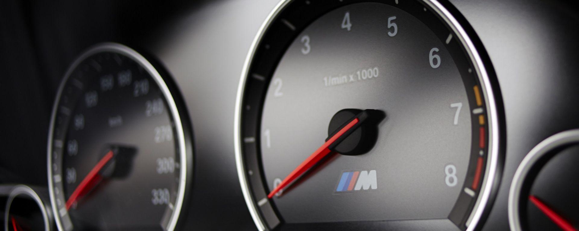 BMW M6 Gran Coupé, nuove foto