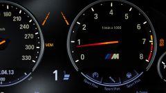 BMW M6 Gran Coupé, nuove foto - Immagine: 67