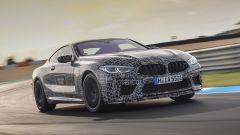 Bmw M8: coupé ad alte prestazioni