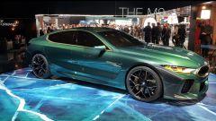 BMW M8 Gran Coupé Concept a Ginevra 2018