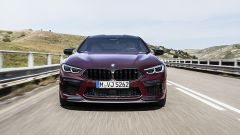 Bmw M8 Gran Coupé e Competition: frontale