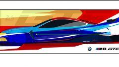 "FIA WEC: un teaser svela la BMW M8 GTE. Marquardt: ""spettacolare"""