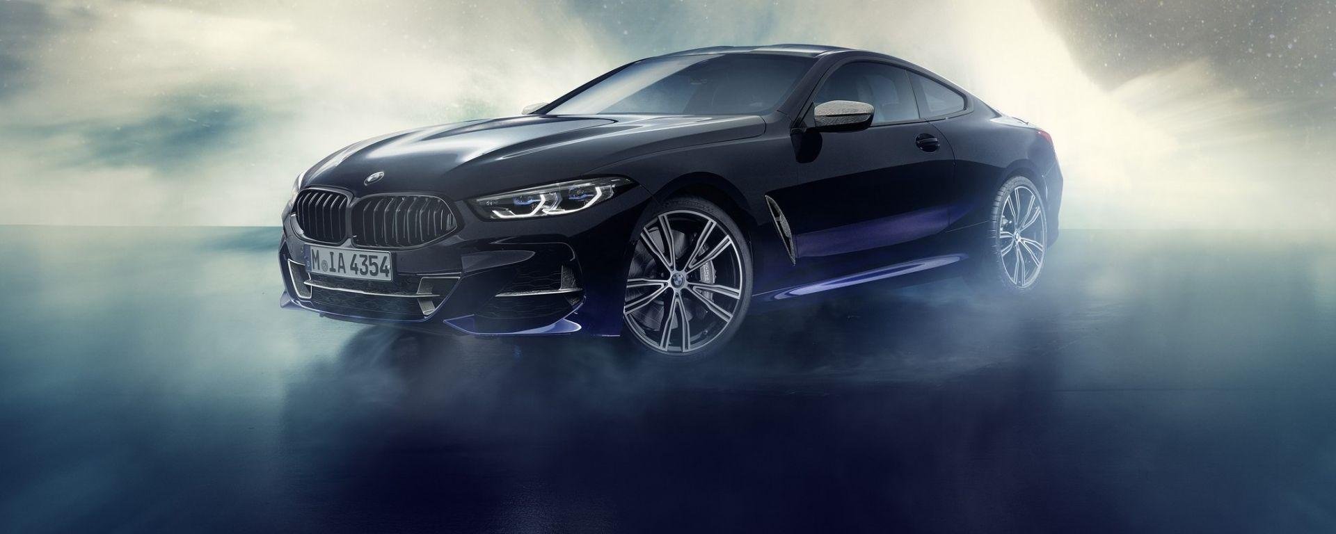 BMW M850i Sky Night: l'auto venuta dallo spazio