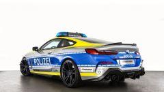 BMW M850i xDrive AC Schnitzer: 3/4 posteriore