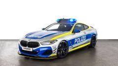 BMW M850i xDrive AC Schnitzer: 850 Nm di coppia