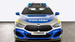 BMW M850i xDrive AC Schnitzer: il frontale