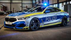 BMW M850i xDrive: l'auto della Polizia tedesca by AC Schnitzer