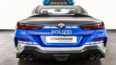 BMW M850i xDrive Polizei AC Schnitzer: il posteriore