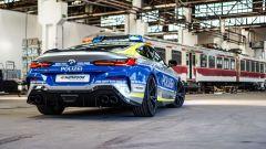 BMW M850i by AC Schnitzer: la Polizia mai così veloce! [VIDEO] - Immagine: 10
