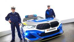 BMW M850i by AC Schnitzer: la Polizia mai così veloce! [VIDEO] - Immagine: 12