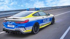 BMW M850i xDrive Polizei by AC Schnitzer: modifiche al motore e alle sospensioni, ma anche estetiche