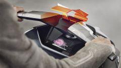 BMW Motorrad Concept Link, manubrio