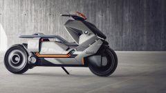 BMW Motorrad Concept Link, profilo destro