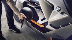 BMW Motorrad Concept Link, vano portacasco