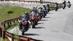 BMW Motorrad Days 2016, il viaggio