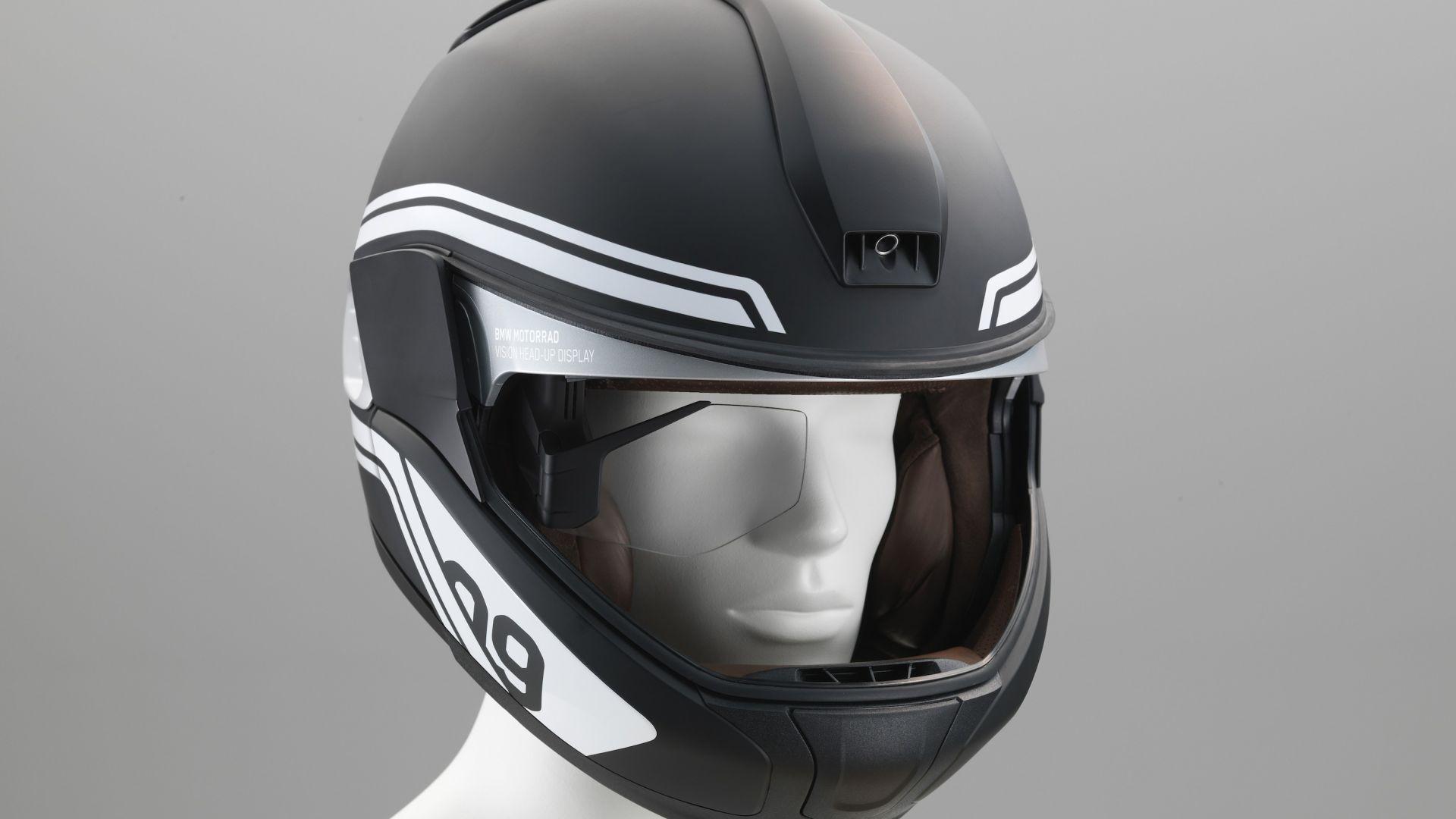 ces 2016 bmw motorrad fari laser e casco con head up. Black Bedroom Furniture Sets. Home Design Ideas