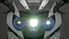 BMW Motorrad: fari laser e casco con head-up display - Immagine: 1