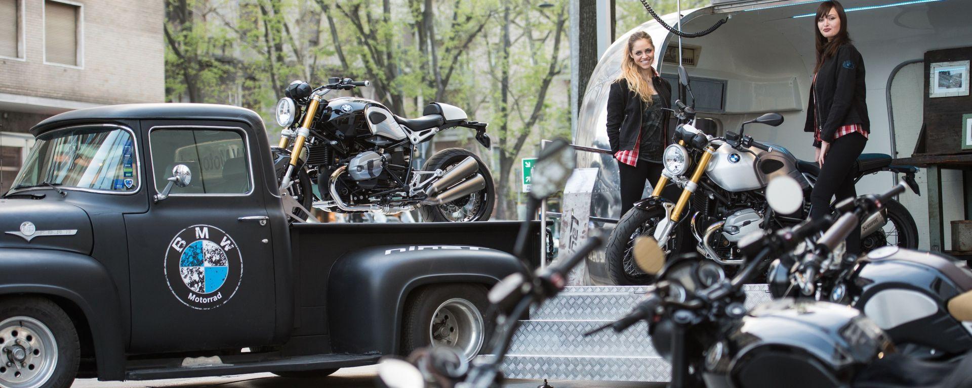 BMW Motorrad New Heritage Tour 2016