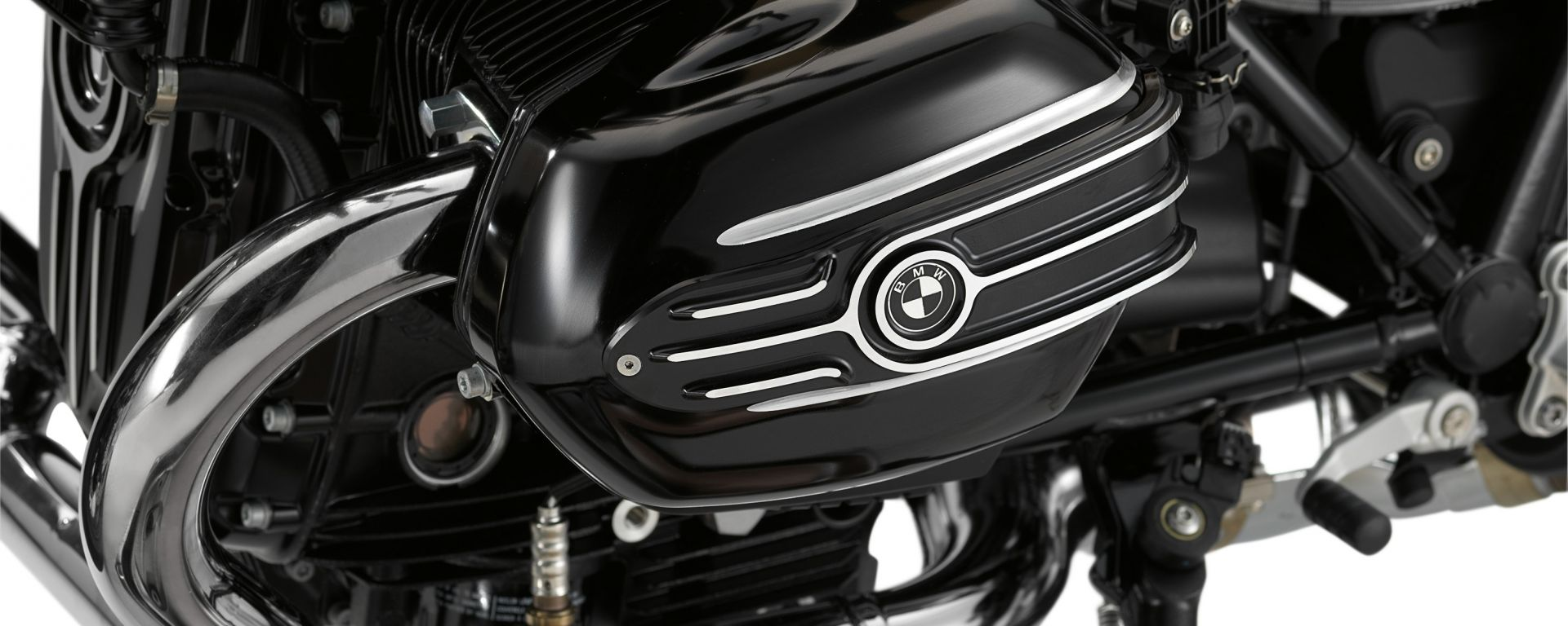 BMW Motorrad Machined Parts, coperchi cilindro