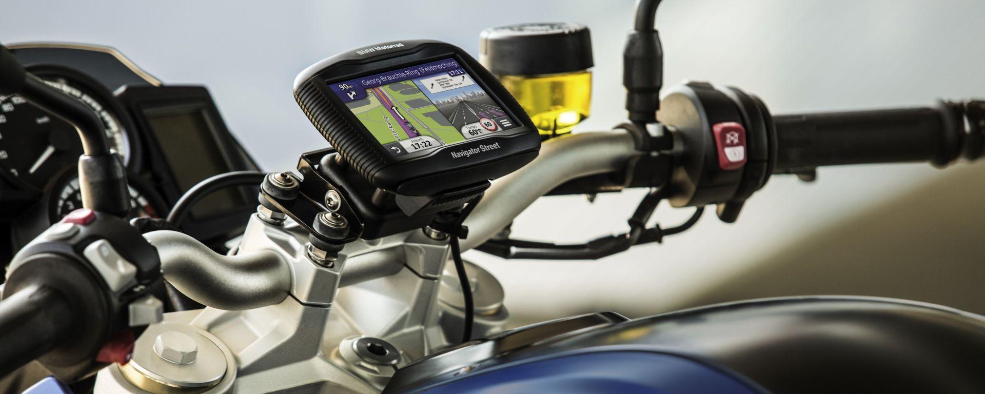 BMW Motorrad: navigatore Street