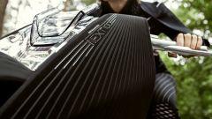 BMW Motorrad Vision Next 100, dettaglio del muso