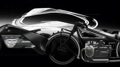 BMW Motorrad Vision Next 100, disegni