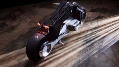 BMW Motorrad Vision Next 100, posteriore