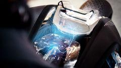 BMW Motorrad Vision Next 100, quadro strumenti