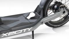 BMW Motorrad X2City: il monopattino elettrico per l'ultimo miglio - Immagine: 7
