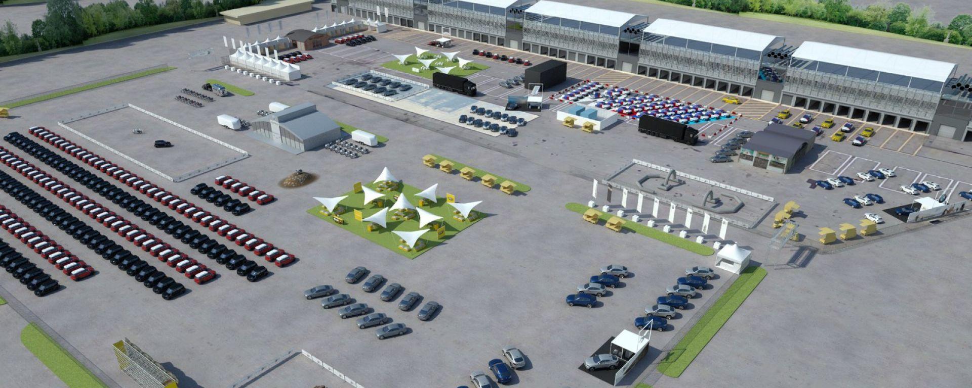 BMW Next 100 Festival: a Monza la Woodstock dei motori