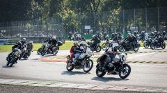 BMW NEXT 100 Festival, la parata delle moto