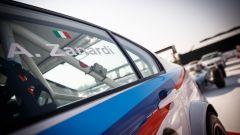 BMW NEXT 100 Festival, l'auto di Alex Zanardi