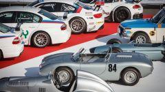 BMW NEXT 100 Festival, le auto in esposizione