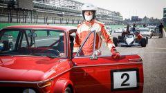 BMW NEXT 100 Festival, le auto sulla griglia di partenza