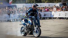 BMW NEXT 100 Festival, lo spettacolo degli stuntman